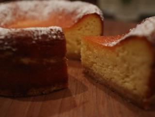 シャンドゥリエ チーズケーキ